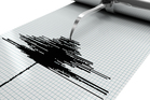GeoNet reported the earthquake hit just after 6.45pm with a depth of 25km. Photo / iStock
