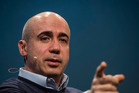 Russian billionaire Yuri Milner's team plans to develop tiny, unmanned spaceships -
