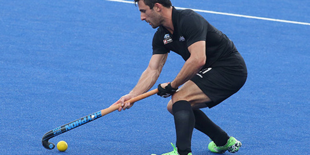 The Black Sticks Men have beaten India 2-1. Photo / Megat Firdaus