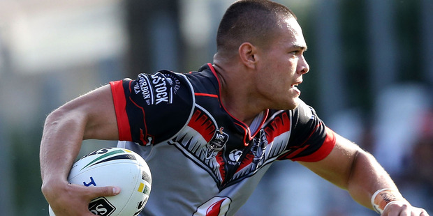 Loading Andrew McFadden plans to give Tuimoala Lolohea plenty of time to settle into his new role. Photo / Getty