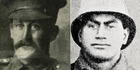 Relatives of two Kiwi World War I soldiers Michael Tobin and Piana Pera will today pay tribute to them in an emotional memorial service a century after they died. Photo / Supplied