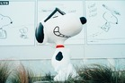 The Snoopy Museum opens this Saturday. Photo / Instagram