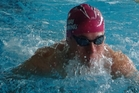Otumoetai College swimmer Josh Pickett won the gold medal in the Senior Boys division at the Bay of Plenty Swimming Sports.