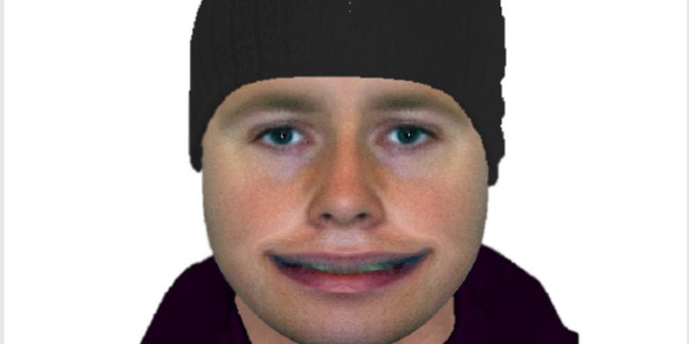 Quite possibly the worst e-fit ever. Photo / Supplied