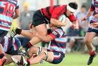 Whakarewarewa's Jordan Lay will return after a one week concussion stand down as the Rotorua side takes on reigning Baywide premiers Tauranga Sports tomorrow. Photo / Ben Fraser