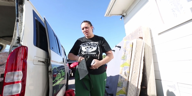 Loading The Herald on Sunday can reveal the bank worker under investigation is Kowhai Goodenough, 28. Photo / Dean Purcell