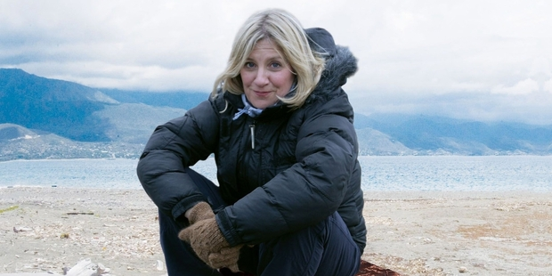 Victoria Wood made Victoria's Empire for TV, about the Queen's empire. Photo / Supplied