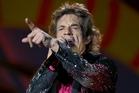 Mick Jagger. Photo / AP