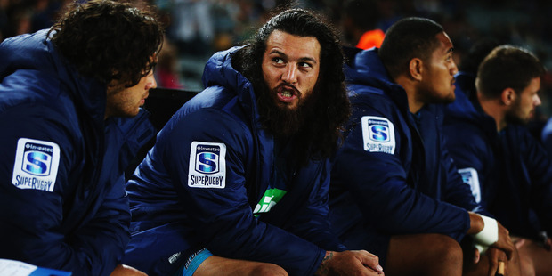 Rene Ranger's season is over due to a ruptured ACL ligament in his left knee. Photo / Getty Images