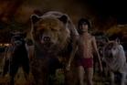 Neel Sethi as Mowgli is The Jungle Book's lone human actor alongside Bagheera, Baloo, and Raksha.