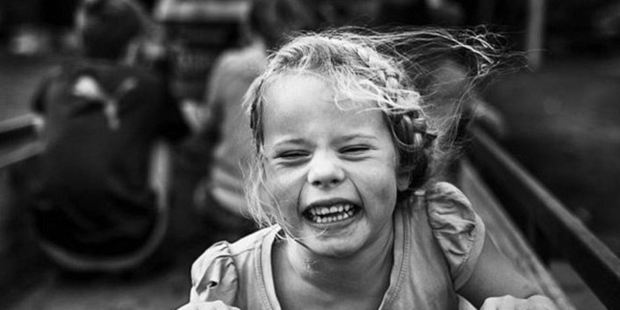 The candid snaps reflect a carefree lifestyle where the children are completely present and free of the inevitable and endless distractions of social media and video games. Photo: Niki Boon