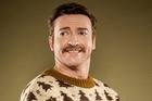 NZ comedy legend Rhys Darby.