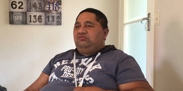 Loading Cleaner Jason Matahiki suffered a serious workplace injury when a meat hook went through the side of his head while working at the Affco NZ Rangiuru plant. Photo / Mike Scott