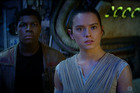Fans have speculated that Rey is the daughter of Jedi Master Luke Skywalker.