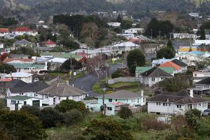State housing, Otangarei, Whangarei. Photo / Michael Cunningham
