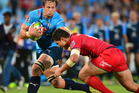 Arno Botha of the Bulls in action during the Super Rugby match between Vodacom Bulls and Reds. Photo / Getty Images.