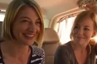 Source: Channel 9  Sally Faulkner and Tara Brown speak after their release.