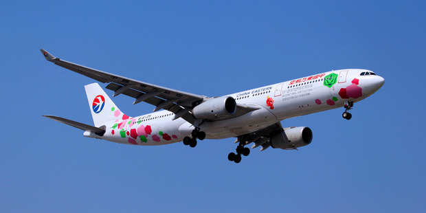 Cheap fuel and airline competition has sent airfares plunging. Picture: A China Eastern Airbus A330-343X Photo / byeangel from Tsingtao, China - Creative Commons.