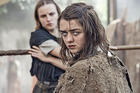 Maisie Williams as Arya Stark in the upcoming season of Game of Thrones. Photo / Macall B. Polay, HBO