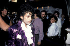 Musician Prince attending the premiere of Purple Rain on July 26, 1984 at Mann Chinese Theater in Hollywood, California. Photo/Getty