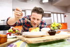Jamie Oliver is one of the worst offenders, displaying a whopping 58 bad habits over four episodes. Photo / Getty Images