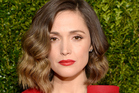 Actress Rose Byrne has starred in movies Spy, Bridesmaids, and Bad Neighbours. Photo / Getty Images