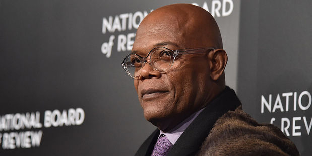 Samuel L Jackson has opened up about his struggles in the past. Photo / Getty Images
