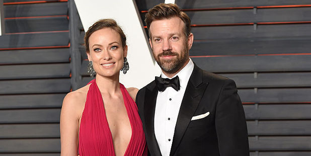 Olivia Wilde and Jason Sudeikis. Photo / Getty Images