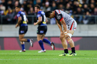 The Warriors have lost fullback Roger Tuivasa-Sheck to a season-ending ACL injury suffered in Saturday's win over the Bulldogs. Photo/Getty.