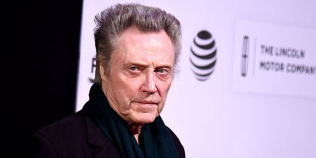 """Christopher Walken feels """"shocked"""" with how old he looks in photos. Photo / Getty Images"""