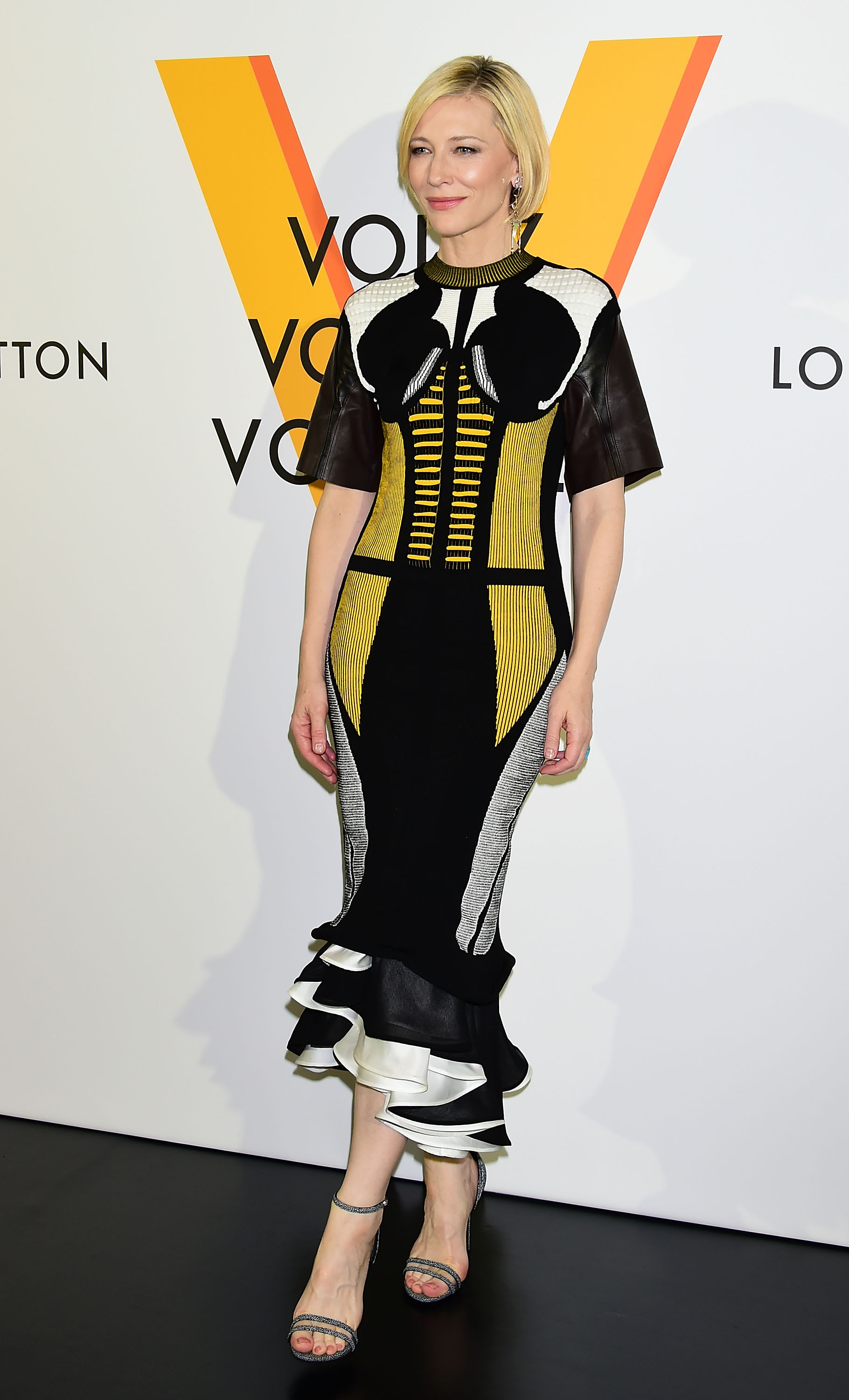 Actress Cate Blanchett attends the Louis Vuitton Exhibition in Tokyo, Japan. Photo / Getty Images