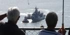 Navy in the Bay