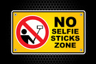 The telescopic sticks used to take self-photos are on the list of prohibited items at this year's service at Anzac Cove in Turkey. Photo / iStock