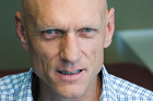 A brief encounter with Peter Garrett