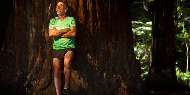 Rotorua's Bruce Easton began running at age 60 and has not looked back since. Photo / Stephen Parker