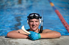 Guy Roberts has been picked for the New Zealand  Under-18 underwater hockey team. Photo / George Novak