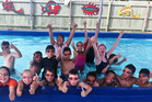 Glenholme Primary School students enjoying their swimming lesson. Photo/Supplied