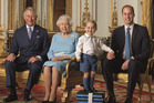 The Royal Mail has released this image of the Queen to mark her 90th birthday. The image will appear on a stamp.
