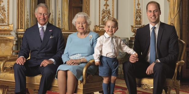Loading The Royal Mail has released this image of the Queen to mark her 90th birthday. The image will appear on a stamp.