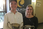 Jamie Oakley and Abbie Palmer compete in Whangarei this weekend fresh from success at the Wellington Junior Open.