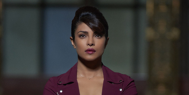 Her casting as FBI trainee Alex Parrish marks the first time an Indian actor has played the lead role in an American network drama.