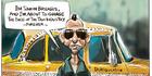 View: Cartoon: Taxi Driver II: Simon Bridges