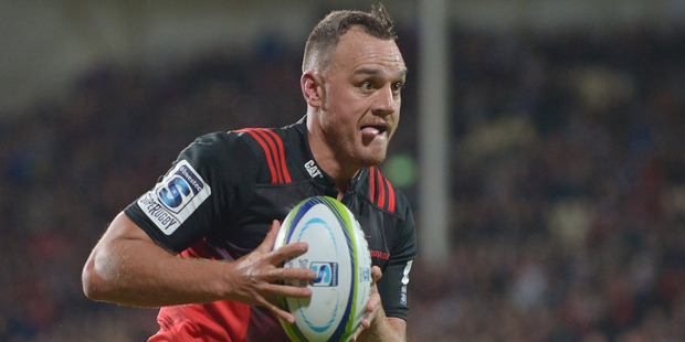 I am probably like many people in hoping to see more of the same from Israel Dagg when he plays in Canberra tonight. Photo / Getty Images