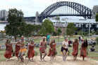 But it is not Aborigines who need help. It is white Australians who can't see what is going on. Photo / AP