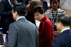 South Korea's President said that there are signs that North Korea is preparing for a fifth nuclear bomb test amid reports of increased activity at the country's main nuclear test site. Photo / AP