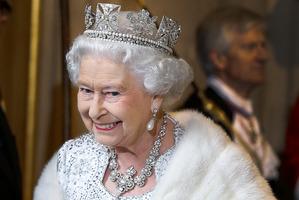 Queen Elizabeth II turns 90 on Thursday. Photo / AP
