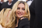 Madonna hit headlines last month when she was ordered to remove signs in front of her townhouse which read,