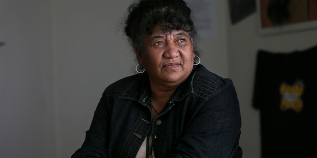 Piki Russell, the social services manager at Te Tuinga Whanau Support Services Trust. Photo/File