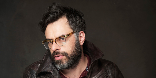 The star of Uncle Bertie's is the riotously bonkers Jemaine Clement. Photo / AP