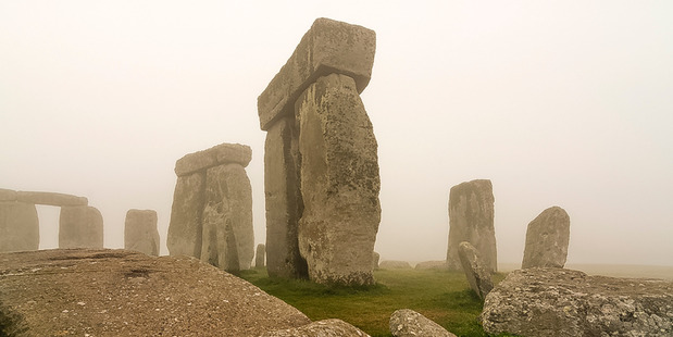 Stonehenge: ancient wonder of the world, or notorious tourist trap? Photo / Supplied